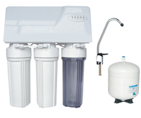 Dust Proof Case Auto Flush KK-RO50G-E 5 RO Water System