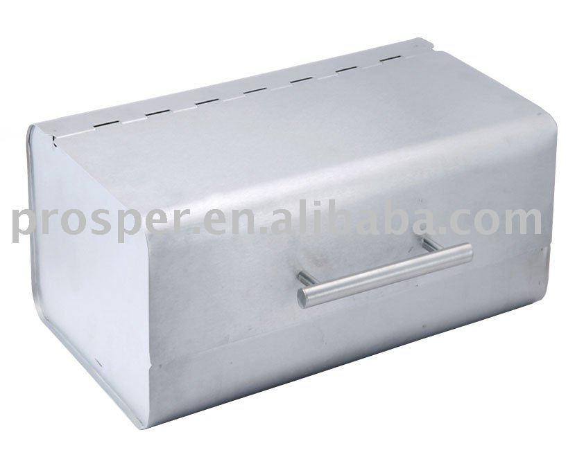 Stainless Steel Bread box in Eco-Friendly