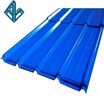 China Manufacturer Corrugated Steel Color Metal Panels For Claddings Roof  Wall Sheets