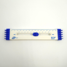 Promotional Plastic Medical VAS Pain Scale Ruler