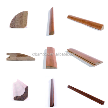 Kanger High Quality Laminate Flooring Accessories Bamboo Floor