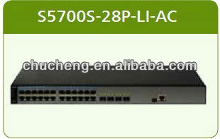 HUAWEI S5700 Gigabit Enthernet Switches S5700-LI Series