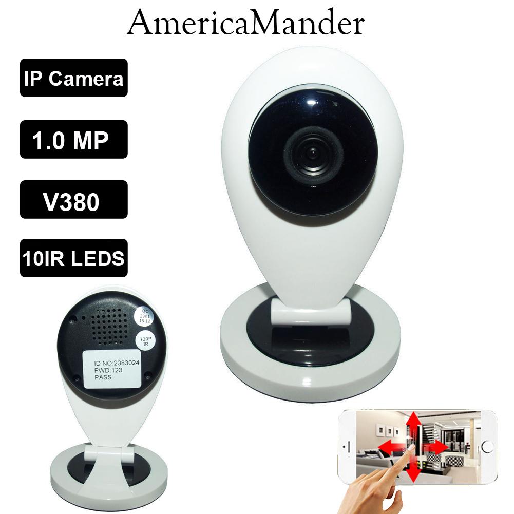 hd 720p camera ip wifi wireless night vision micro. Black Bedroom Furniture Sets. Home Design Ideas
