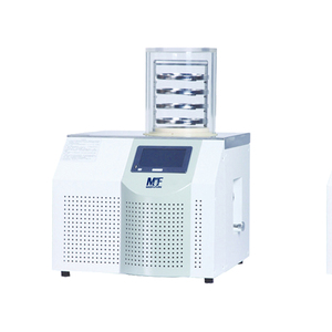 Lab Equipment Low Temperature Tabletop Freeze Dryer