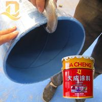 Anticorrosion epoxy paint anti-corrosive pipe coating for drinking water