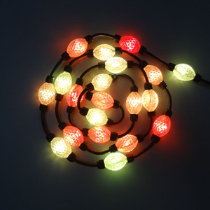 Disco best price Point light 24V 3535RGB LED DMX pixel ball light outdoor lighting