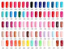 12pcs VEN Modern Gel Polish Color Nail Art Gel 15ml 233 Colors for Choice Feifan