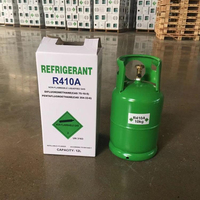 New Refrigerant gas CE refilling cylinder r410a r134a r408a r407c r417a r404a r507 r32 with good quality for sale