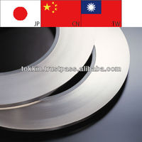 Cold Rolled Steel Coil S50C (carbon steel) High precision thickness between 0.010mm and 0.099mm Small quantity, short time deli