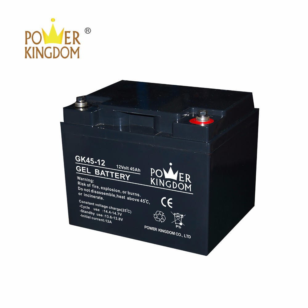 Power Kingdom New sealed lead acid battery nz factory solor system-3