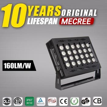 Soccer Field Led Light 100w 150w 200w High Power Led Spotlight ...