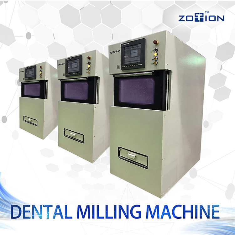 Dental equipment dental supply cnc milling machine for metal bracket
