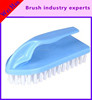 easy hold plastic carpet cleaning brush