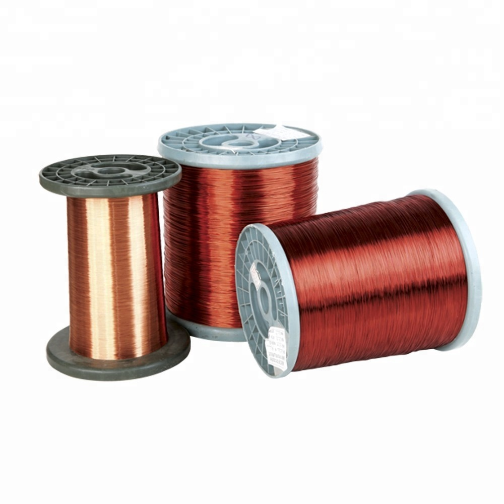 China Enamelled Wire Manufacturers Copper Electric Ei Aiw 200 Power Wires And Suppliers On