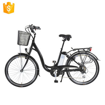 Electric Bicycle With Battery 48 Volt Forever Fly Motor Chain Drive Motorized E Bike