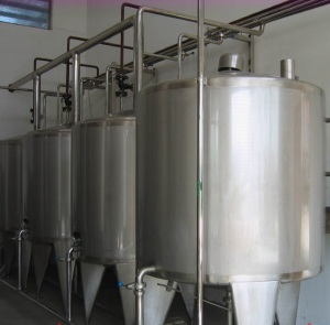 Powdered Milk Production Equipment/Milk Powder Plant
