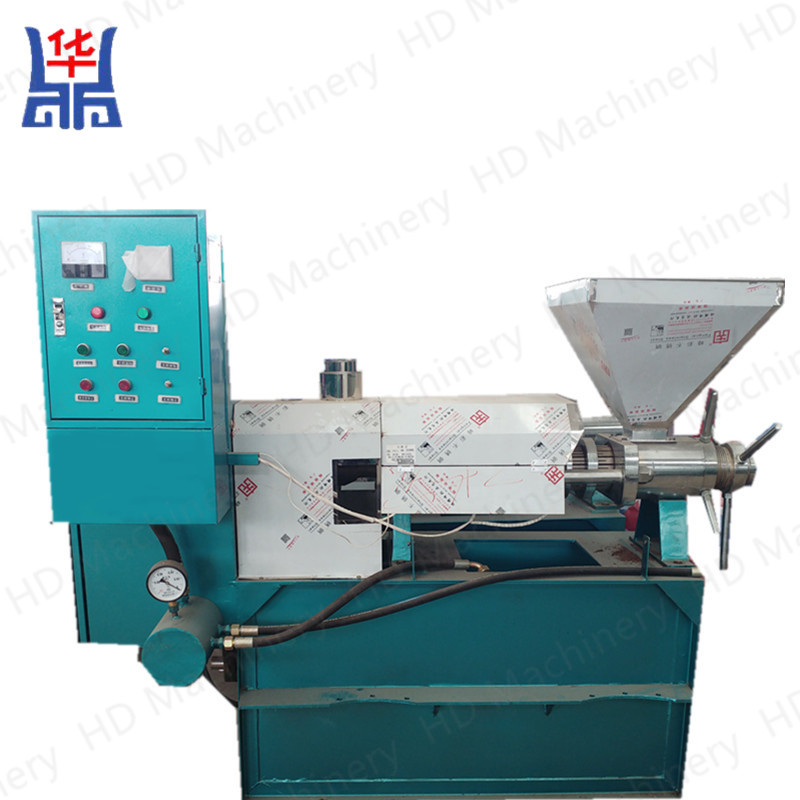 Customized small homemade soybean oil press equipment with long service life