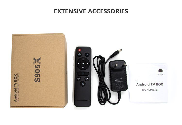 Best seller On Alibaba t95 max android tv box