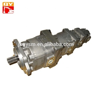 hydraulic pump all type gear pump 705-55-34160 hydraulic gear pump for sale