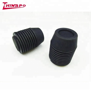 High quality compression silicone rubber stopper buffer /shock resistant molding rubber buffers