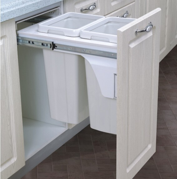 Soft Closing Kitchen Drawer Slide Rail