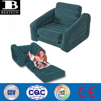 Peachy Sturdy Inflatable Lazy Boy Sofa Chair One Person Inflatable Pull Out Chair Bed Single Folding Chair Bed Buy Single Chair Sofa Bed Single Pull Out Bralicious Painted Fabric Chair Ideas Braliciousco