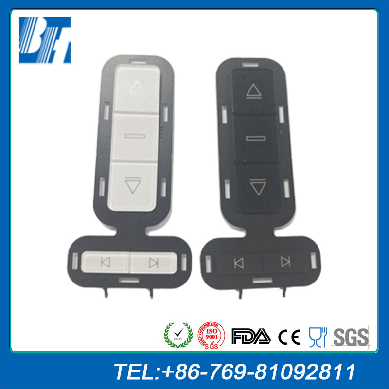 Flexible Factory Operations Custom Processing With Supplied Drawings Infrared ( IR ) Emitter Controller Plastic Silicone Keypad
