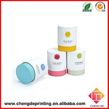 custom cosmetic creams packaging body cream packaging with fancy design