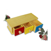 EN71/ASTM gift intelligent DIY non-toxic montessori protectory child toy