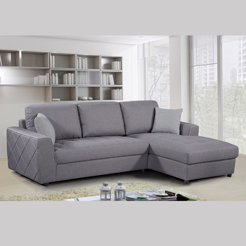 Top Quality Living Room Furniture Modern Corner Sofa Lounge Suite ...