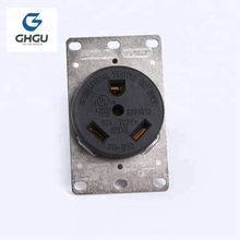 GHGU High Quality 30A Universal Electric Industrial Socket
