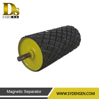 Permannent Magnetic Drum for Waste Recycling