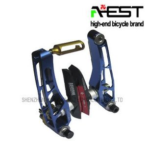 CNC Aluminum alloy bicycle bike brake/V-brake for mountian bike