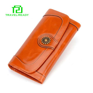 new designer purse card holder human leather oem luxury female wallet