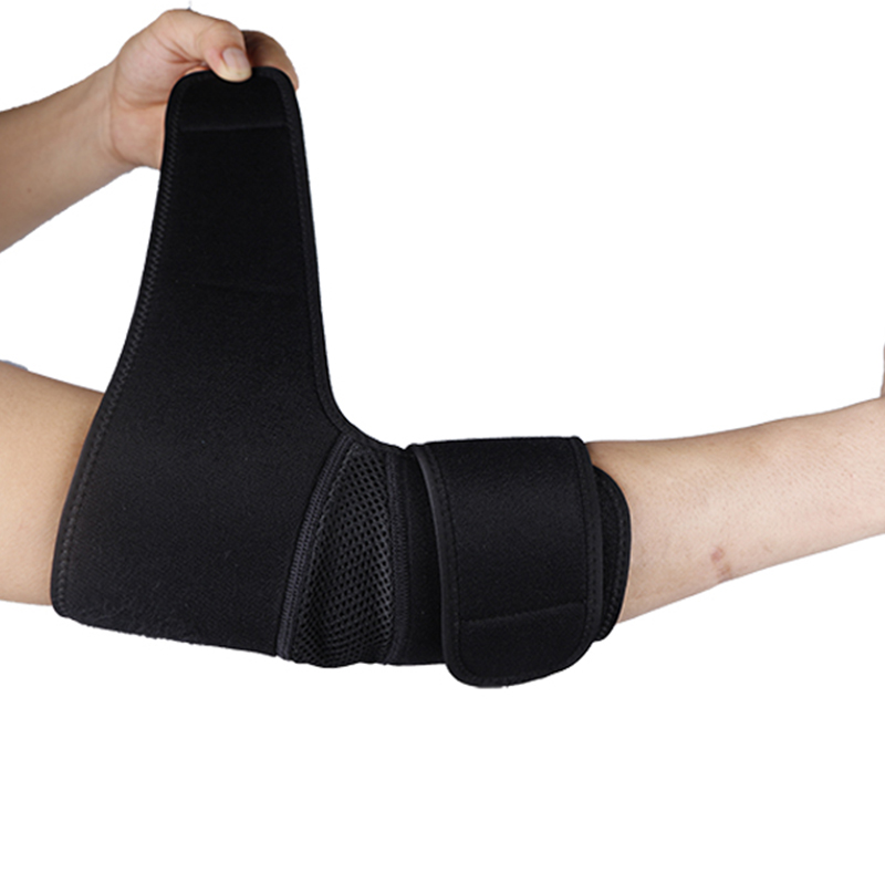 Free Sample Cheap Medical Joint Arm Elbow Support Brace Pads
