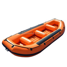 FREESUN Brand pontoon boats inflatable Life raft boat