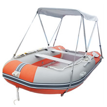 China PVC Electric Motor Rigid Inflatable Engine Rafting Price Rubber Pedal Boat