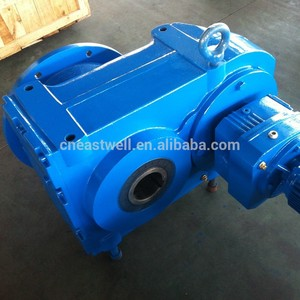 2017 high efficient sew type helical bevel gear motor for concrete mixer
