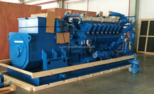 1MW natural gas generator from supermaly power with low speed