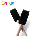 Brand new 3pcs natural hair makeup painting brush set