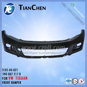 FRONT BUMPER for TIGUAN 2010 - 2012 5ND 807 217 B 5ND807217B