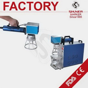 Best quality manufacturing company fiber jewelery marking machine