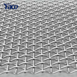 reking stainless steel baking crimped wire mesh/cloth/net