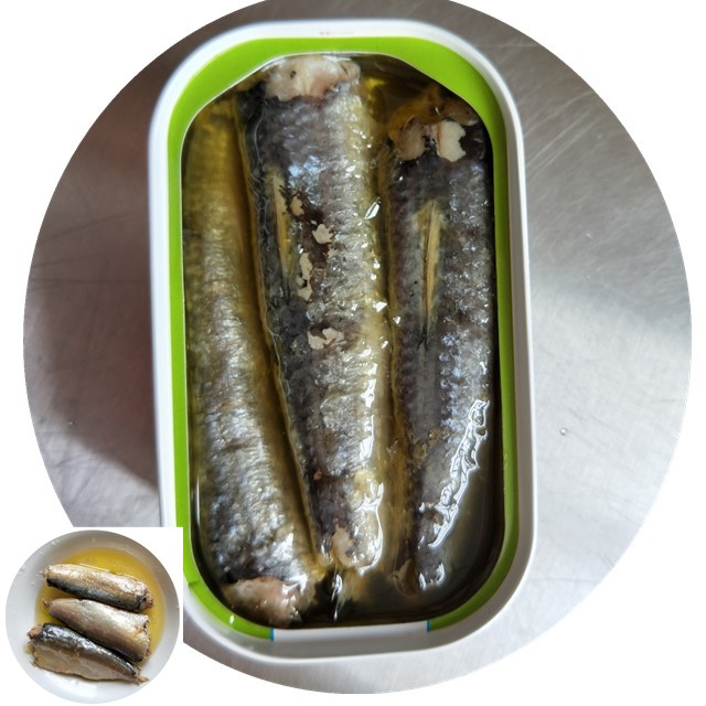 canned sardine color printing canned sardine with factory price