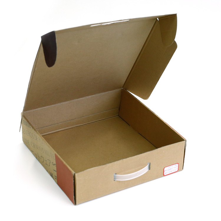 Corrugated Cardboard Carton Paper Packaging Box