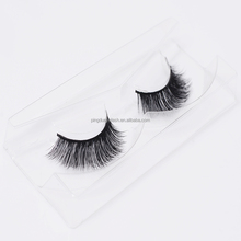 Premium real Mink Lash Private Label Strip False Eyelashes Wholesale 100% Real Mink Fur Handmade eye lash SS202