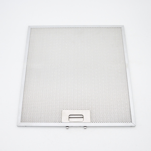 Aluminium range hood vent filter for kitchen hoods