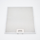 Hot Sale Replacement Aluminium Range Hood Vent Filter For Kitchen Hoods