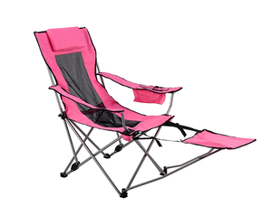 Portable Camping Chair With Footrest, Portable Camping Chair With Footrest  Suppliers And Manufacturers At Alibaba.com