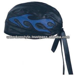 3419c2beb1 Leather Biker Skull Cap, Leather Biker Skull Cap Suppliers and ...